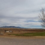 The view from Sonoita Vineyards